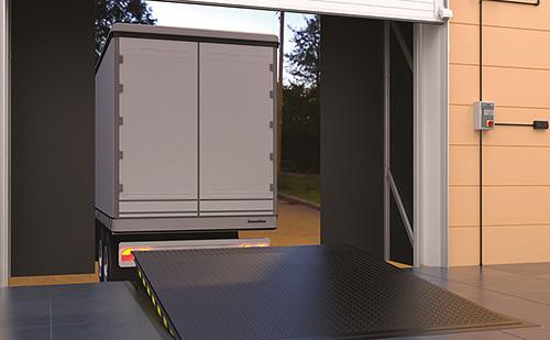 Оборудование для складских, промышленных и производственных помещений