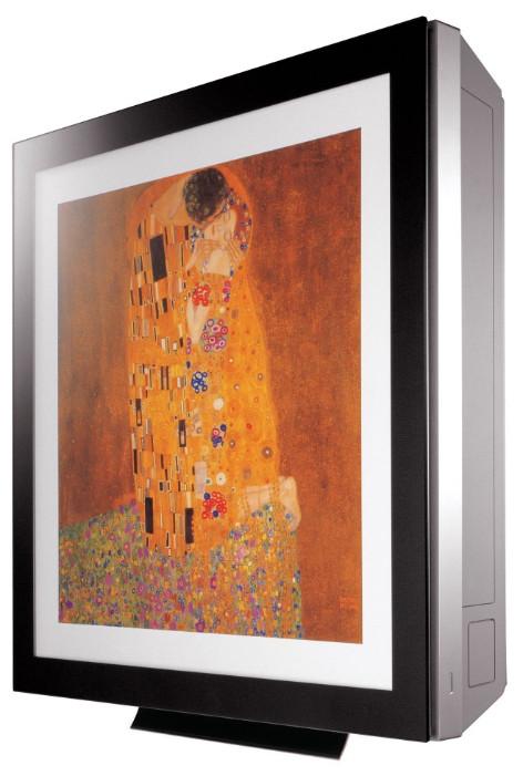 Кондиционер LG Gallery A 09 AW1 Canvas inverter (без инст)