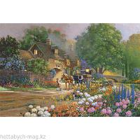 """Картина на подрамнике """"Дом на Роуз Лейн"""" 2133164"""