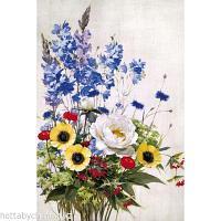 """Картина на подрамнике """"Дикий сад"""" 2385224"""