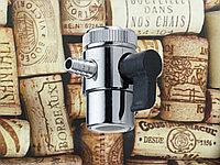 Переходник на кран  (Дивертор) на 8 мм.