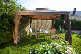 Шатры, зонты, палатки