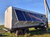 Солнечная электростанция 6 кВт/сутки(24В)ГАРАНТИЯ 1 ГОД, фото 1