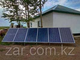 Солнечная электростанция 7.2 кВт/сутки(24В)ГАРАНТИЯ 1 ГОД