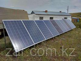 Солнечная электростанция 12 кВт/сутки(24В)ГАРАНТИЯ 1 ГОД