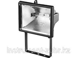 """Прожектор STAYER """"MASTER"""" MAXLight галогенный, с дугой крепления под установку, черный, 500Вт                                                         , фото 2"""