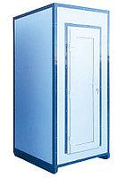 Туалетная кабина утеплённая ЗИМНИЙ ВАРИАНТ, фото 1