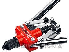 Заклепочник двуручный, MIRAX 31034, для заклёпок d=3,2 / 4,0 / 4,8 мм из алюминия и стали, литой корпус, фото 2