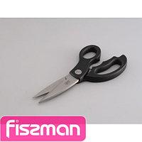 6808 GIPFEL Ножницы кухонные 22 см (нерж. сталь)
