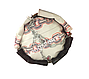 Боксерская мешок (груша) баннер, опилки, 100 см, фото 4