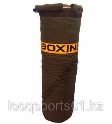 Боксерский мешок (груша) брезент, опилки, 120 см