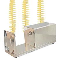 Аппарат для нарезки спиральных чипсов