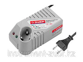 Зарядное устройство 7.2-24 В, для Ni-Cd, Ni-Mh АКБ, ЗУБР