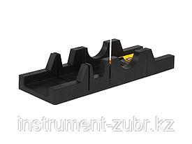 """Стусло STAYER """"STANDARD"""" пластмассовое, MIDI, для заготовок до 65х35мм"""