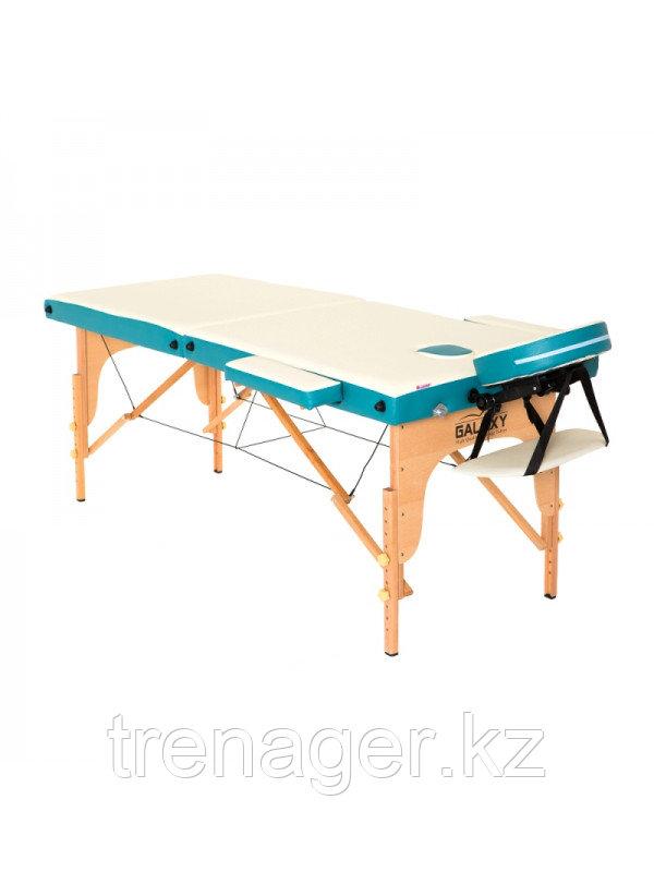 Складной массажный стол Galaxy Pallada
