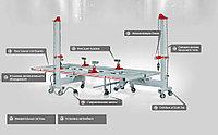 Стапель для кузовных работ SIVER С, фото 1