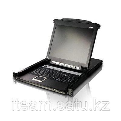 "LCD-KVM консоль ATEN CL5716M (17"" LCD / 16 портов (SPHD-15) Под заказ 2-4 недели)"
