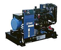 Дизельная трехфазная генераторная установка PACIFIC I T27HK
