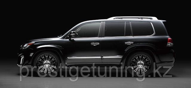 Обвес WALD Black Bison 2013 на Lexus LX570