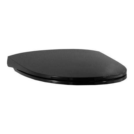 Сиденье для унитаза с крышкой с плавным закрыванием Laufen Pro Nordics черное