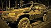 Jeep Grand Cherokee ZJ шноркель- T4, фото 2