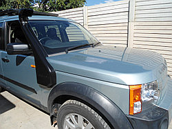 Land Rover Discovery III и IV шноркель - T4