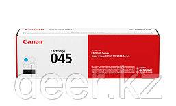 Картридж Canon 045 C/Color Laser/cyan 1241C002AA