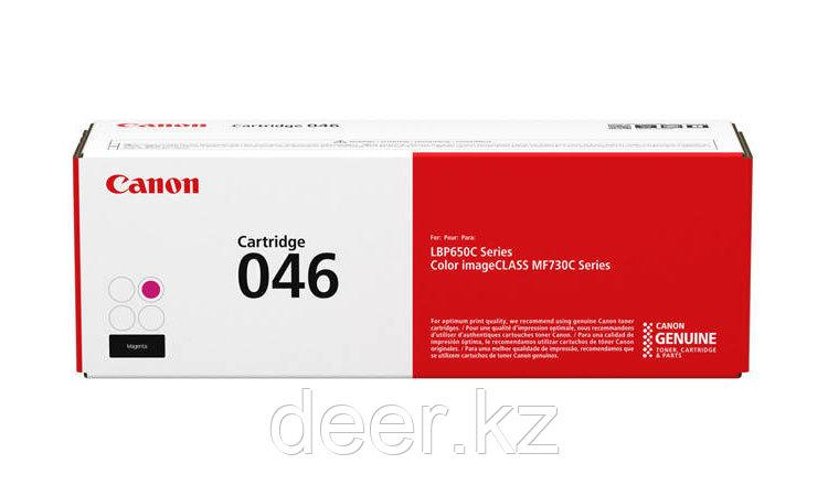 Картридж Canon 046 M/Color Laser/magenta 1248C002AA