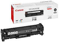Картридж Canon 718Bk/Laser/black 2662B002AA