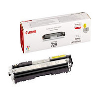 Картридж Canon 729 Y/Color Laser/yellow 4367B002AA