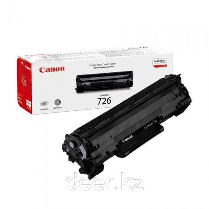 Картридж Canon 726/Laser/black 3483B002AA