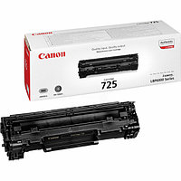 Картридж Canon 725/Laser/black 3484B002