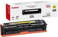 Картридж Canon 731YL/yellow 6269B002AA