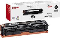 Картридж Canon 731BK/black 6272B002AA