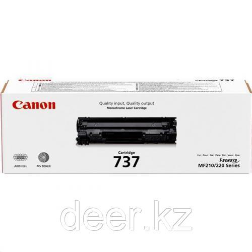 Картридж Canon 737/Laser/black 9435B002AA