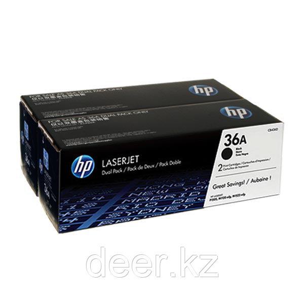Картридж HP Laser/black CB436AF