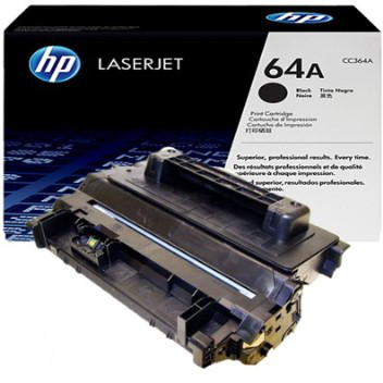 Картридж HP Laser/black CC364A