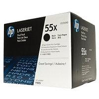 Картридж HP Laser/black CE255XD