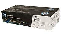 Картридж HP Laser/black CE310AD