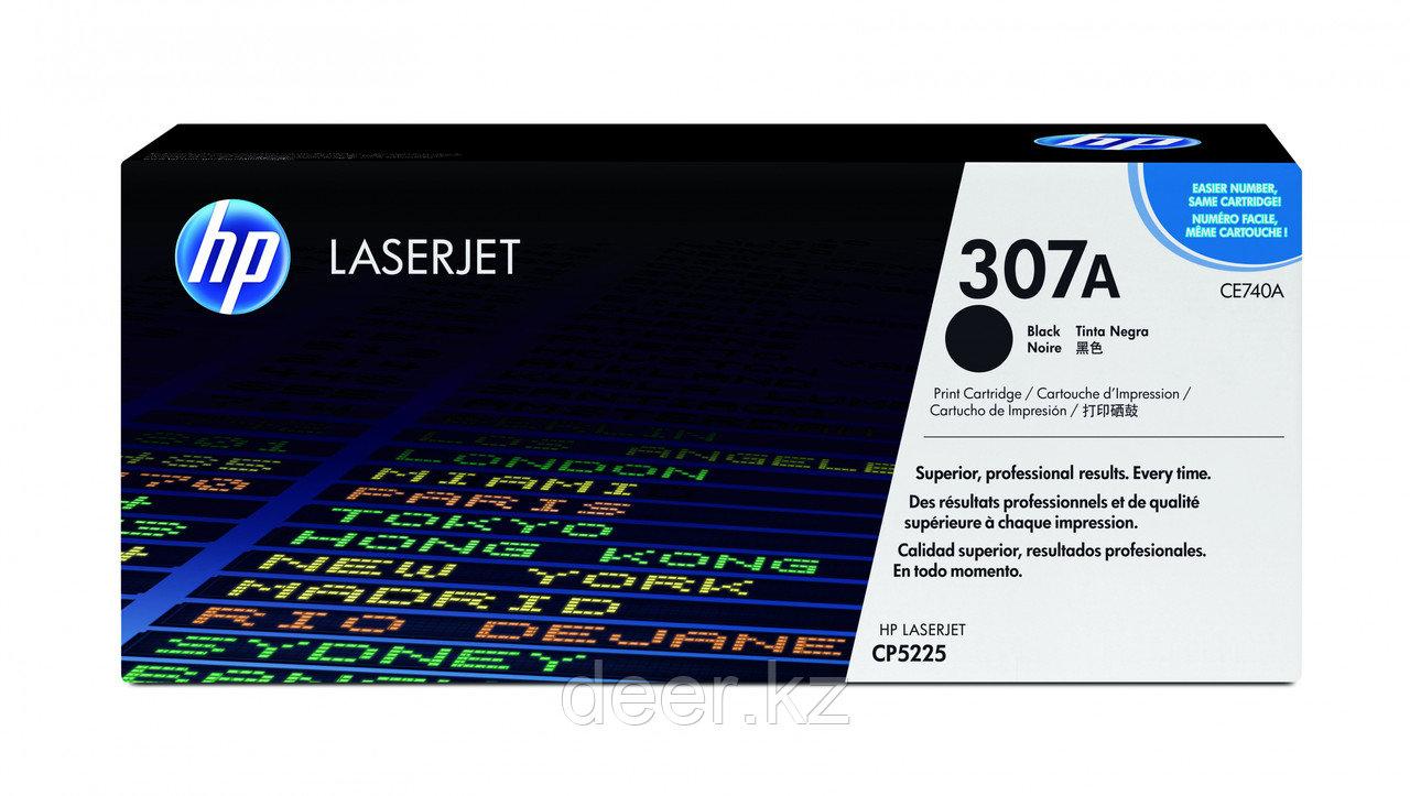 Картридж HP Laser/black CE740A