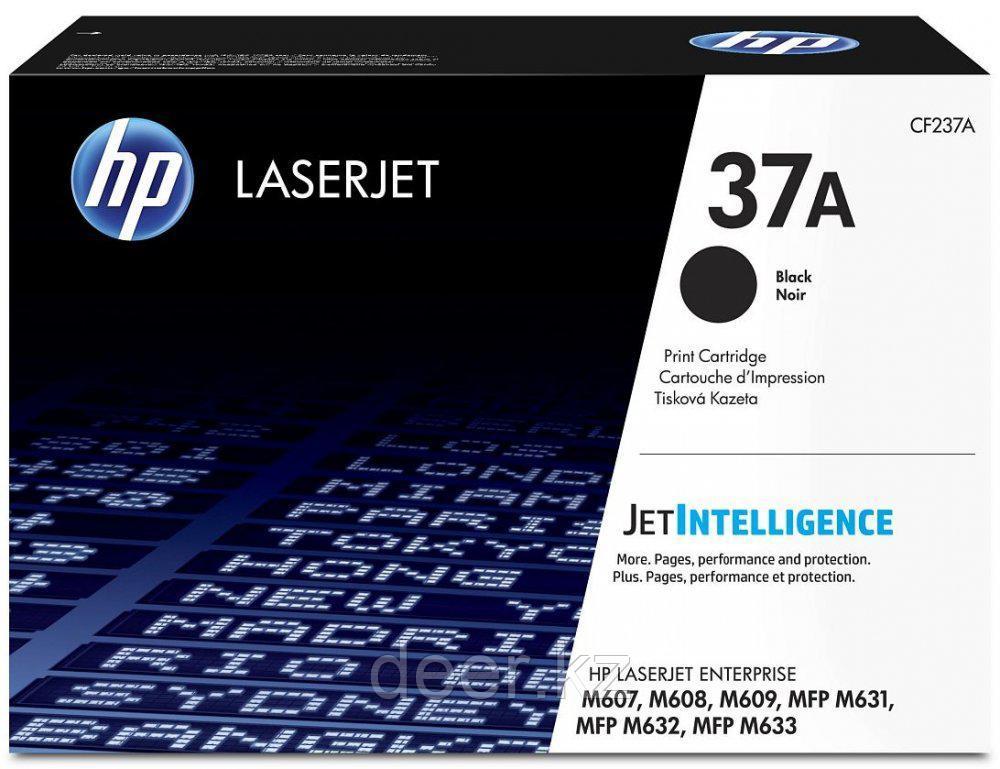 Картридж HP Laser/black CF237A