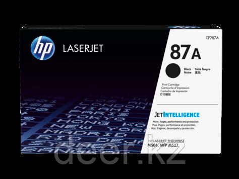 Картридж HP Laser/black CF287A
