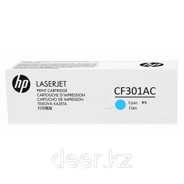 Картридж HP Laser/cyan CF301AC