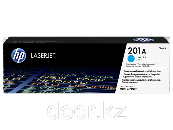 Картридж HP Laser/cyan CF401A