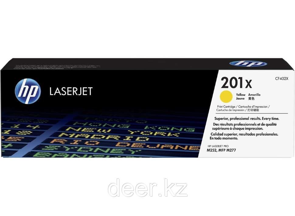 Картридж HP Laser/yellow CF402X