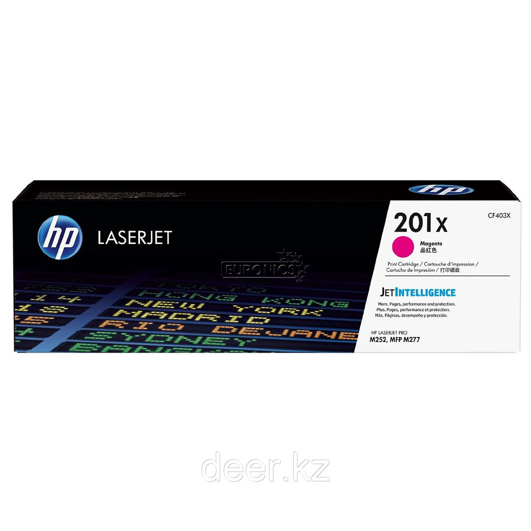Картридж HP Laser/magenta CF403X