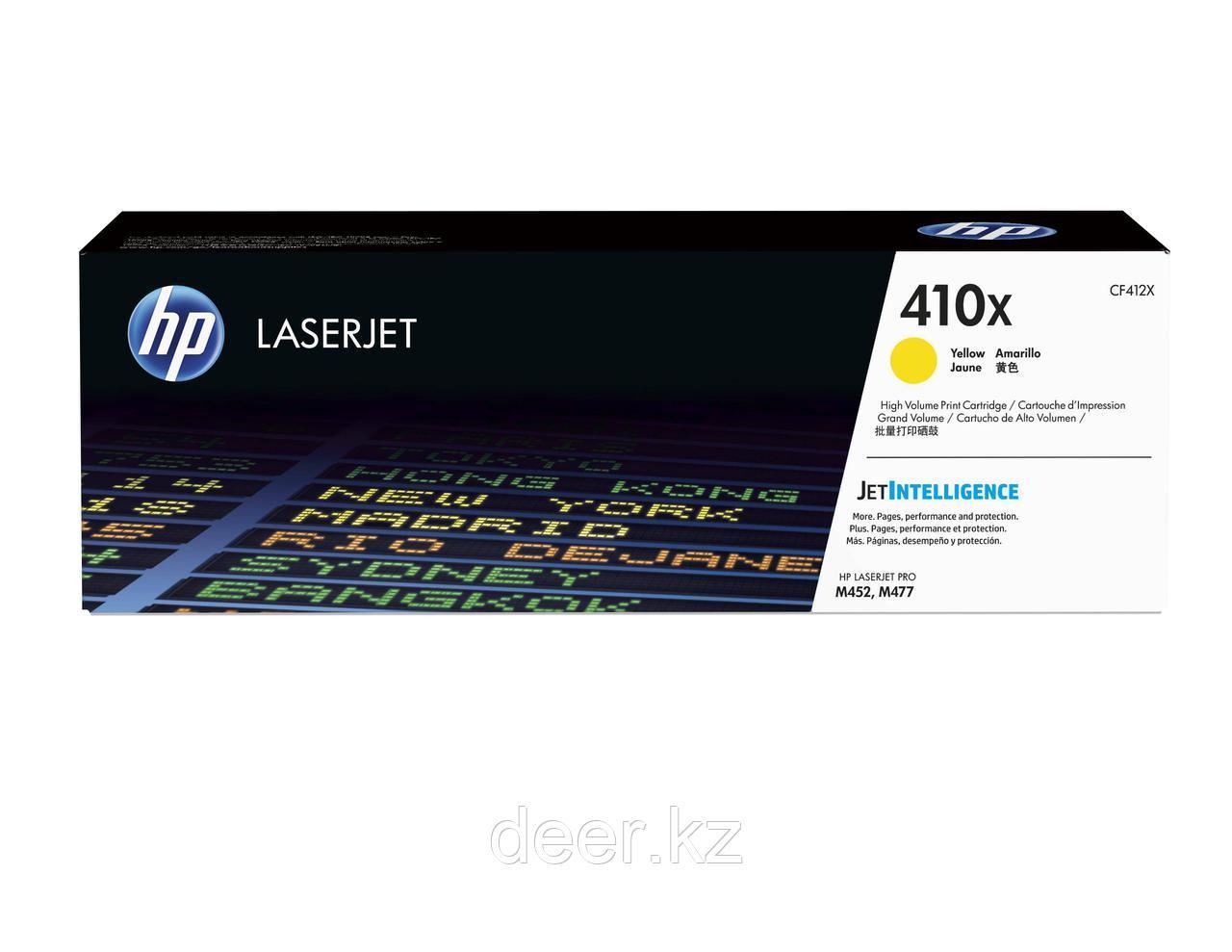 Картридж HP Laser/yellow CF412X