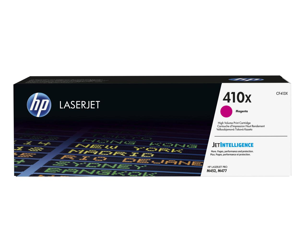 Картридж HP Laser/magenta CF413X