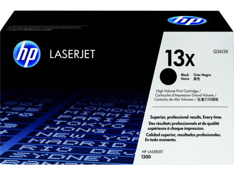 Картридж HP Laser/black Q2613X