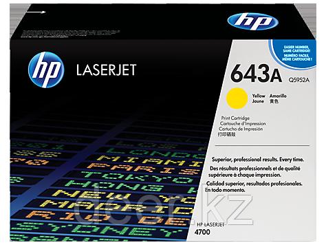 Картридж HP Laser/yellow Q5952A